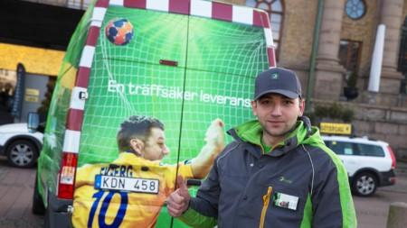 Bring förlänger sitt samarbete medsvensk landslagshandboll