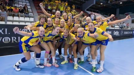 Klar svensk seger över Spanien