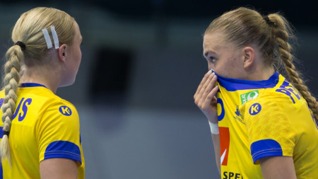 Åttondelsfinalen rann Sverige ur händerna