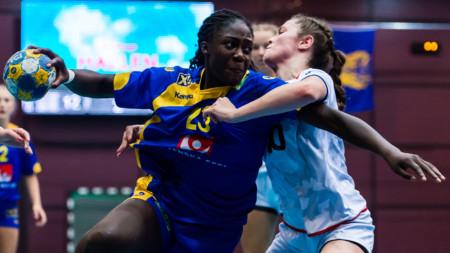 Dubbla vinster för U16-tjejerna i EOC