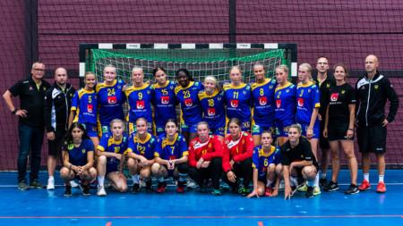 Avslutad turnering för U16-tjejerna