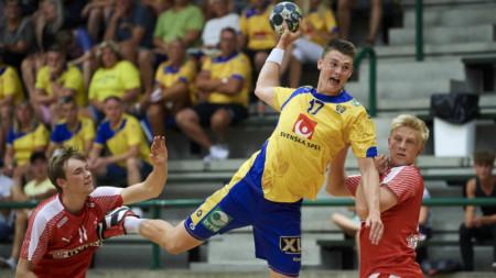 Danmark starkast i första SOC-matchen