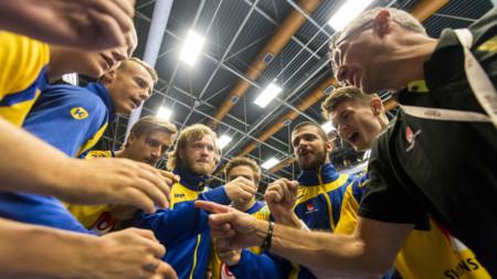 VM-platsen säkrad efter vinst mot Danmark