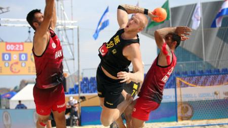 Sverige spelar om medaljerna efter ny seger
