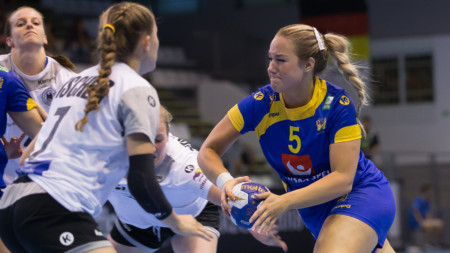 Svensk seger mot Tyskland i VM-premiären