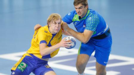 Sverige övertygade i EM-premiären mot Slovenien