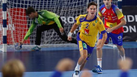 Mirakelvändning bakom svensk seger