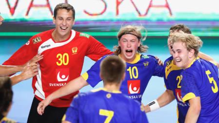 Sverige klart för semifinal efter ny vändning