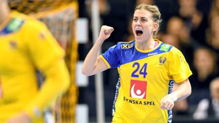Sverige vände och vann på Island