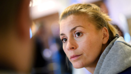 """Bella Gulldén: """"Jag är inte orolig för EM"""""""