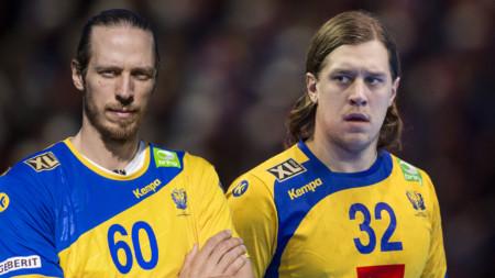 Ekdahl Du Rietz och Zachrisson missarmatcherna i EHF Euro Cup
