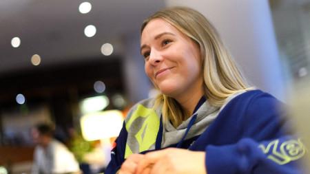"""Johanna Westberg väntar barn: """"Vi är otroligt glada"""""""