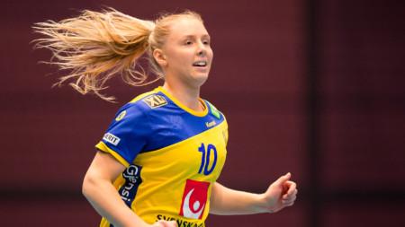 Lundström utsedd till Månadens spelare i SHE