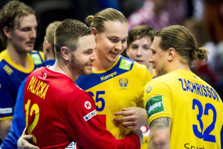 Sverige avslutar EHF Euro Cup på Hovet