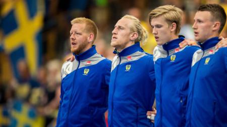 Svenska bruttotruppen till VM inskickad