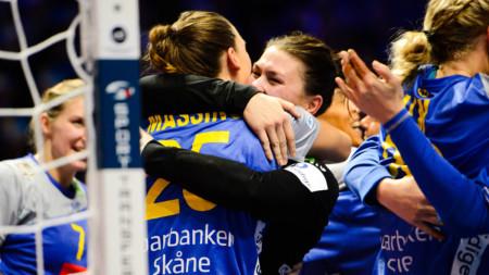 Skön svensk seger mot Serbien