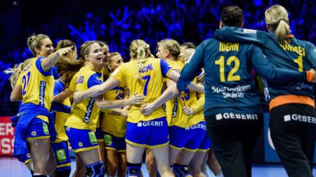 Sverige vidare efter ny uddamålsseger