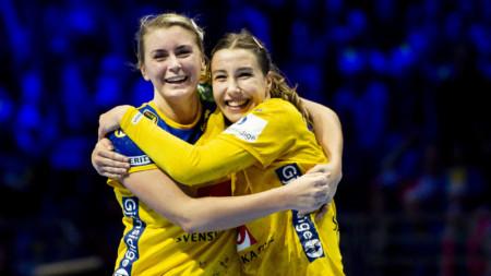 Sveriges VM-kvalmot Slovakien inviger Karlskronas nya arena