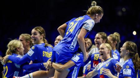 Sverige körde över Ryssland efter 17 Hagmanmål