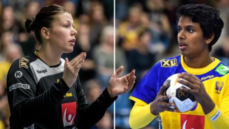 Idéhn och Sand spelar 100:e landskampen