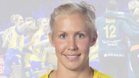 Elin Hallagård ansluter till Sveriges EM-trupp