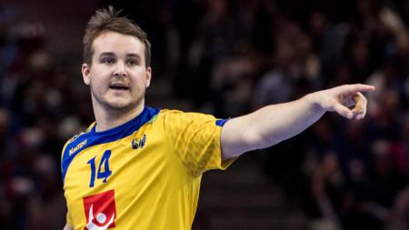 Konradsson ansluter till svenska VM-truppen