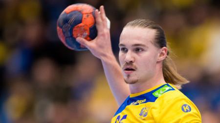 """Lukas Nilsson: """"Vi ska bara vinna sista matchen"""""""