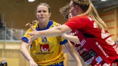 U19-damerna föll stort mot H65 Höör