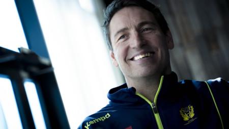 Solberg ersätter Andrésson som förbundskaptenefter EM 2020