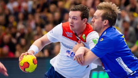 Sverige föll stort mot Norge i EHF Euro Cup