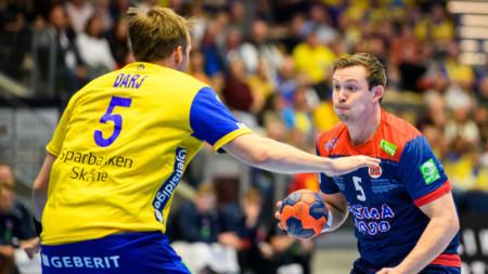 Ny svensk förlust mot Norge