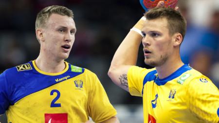 Henningsson och Olsson ersätter Nielsen och Ekdahl Du Rietz
