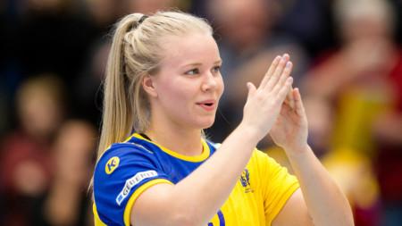 PLAY: Emma Fernis inför VM-kvalet