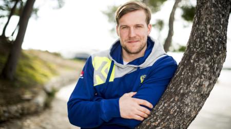 Max Darj utseddtillårets spelare 2019