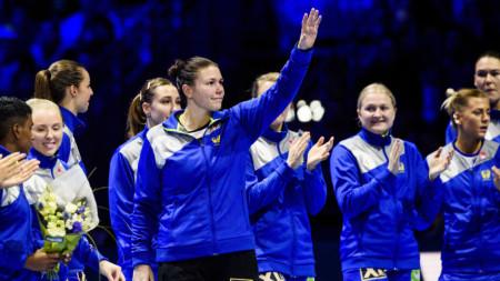 Lottat och klart inför damernas VM i Japan