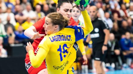 Sverige körde över Slovakien i första VM-kvalmatchen