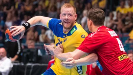 Sverige avslutade EHF Euro Cup med seger