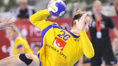 Sverige chanslöst mot Danmark i SOC-premiären
