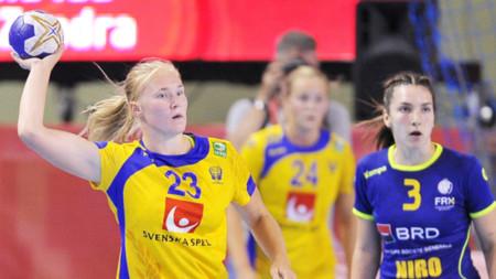 U19-damerna avslutade SOC med seger