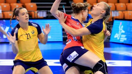 Sverige överkört i premiären i U19-EM