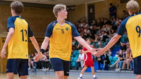 Sverige gruppvinnare i European Open