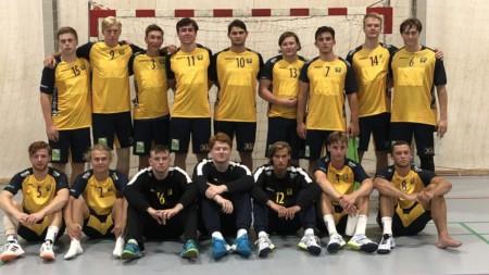 U19-herrarna avslutade SOC med vinst