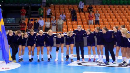 Ny vinst för U19-damerna