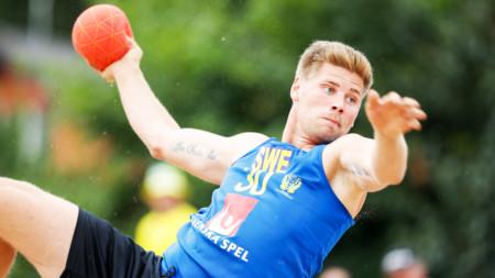 Sverige knäckte Serbien i dagens första match