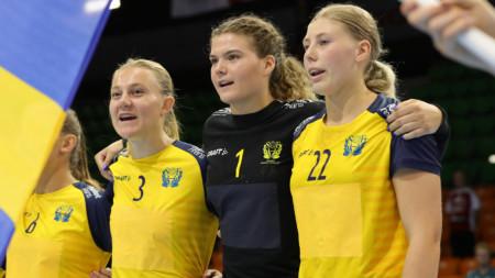 EM-lottat för U17- och U19-damerna