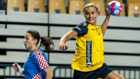 U17-damerna obesegrade i gruppspelet