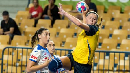 Storseger mot Spanien för U17-damerna