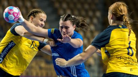 U17-damerna klara för EM-final