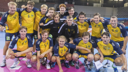 Svensk U19-seger med uddamålet