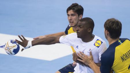 Oavgjort mot Frankrike för U19-herrarna